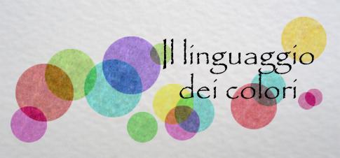 1 - Il linguaggio dei colori